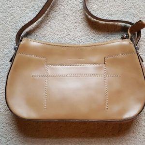 Tan handbag - like new